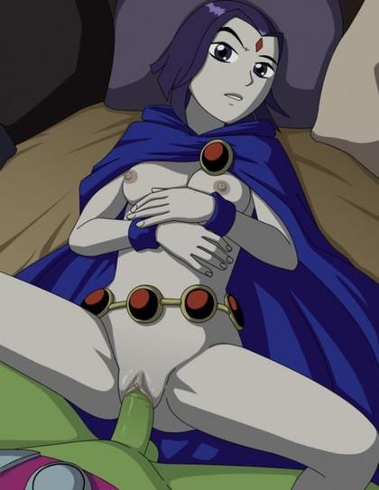 Teen Titans Gay Porn