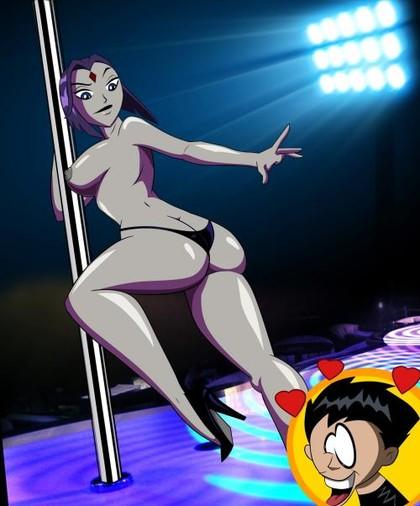 Teen Titans Robin Sex Stories