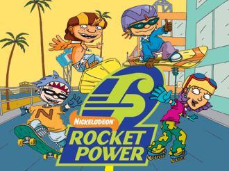 rocket power cartoon porn