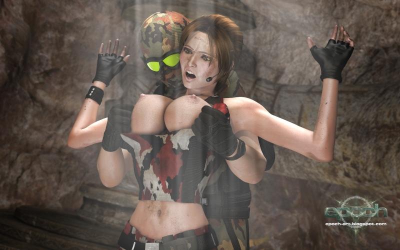 Lara Croft Hentai Porn Doujinshi