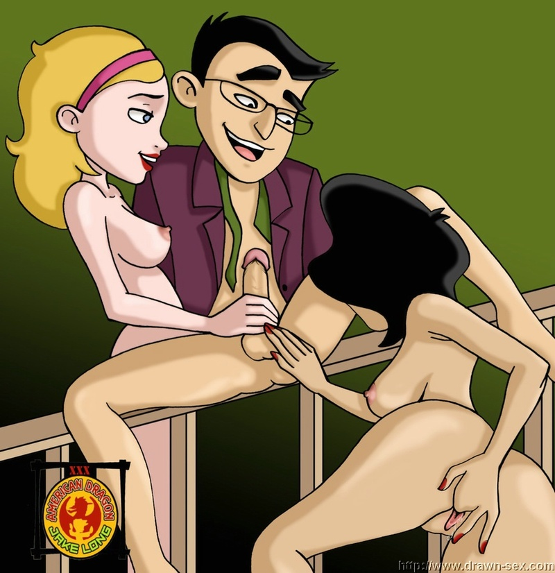 American Dragon Jake Long Sex