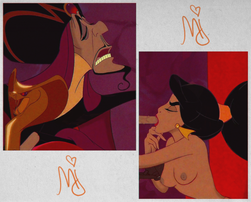 Princess Jasmine Aladdin The Genie Abu The Sultan Jafar 1436387 - Aladdin Jasmine maryjanesweet.png