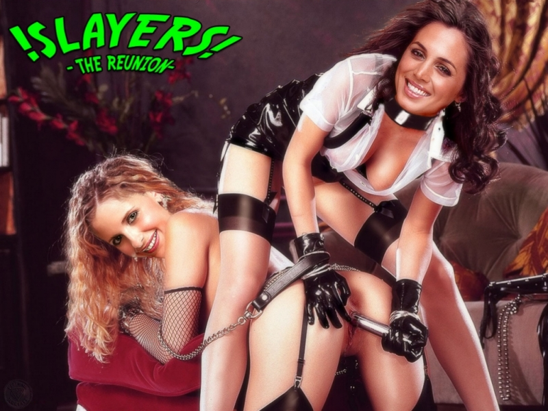 191611 - Buffy_Summers Buffy_the_Vampire_Slayer Eliza_Dushku Faith_Lehane Sarah_Michelle_Gellar fakes.jpg