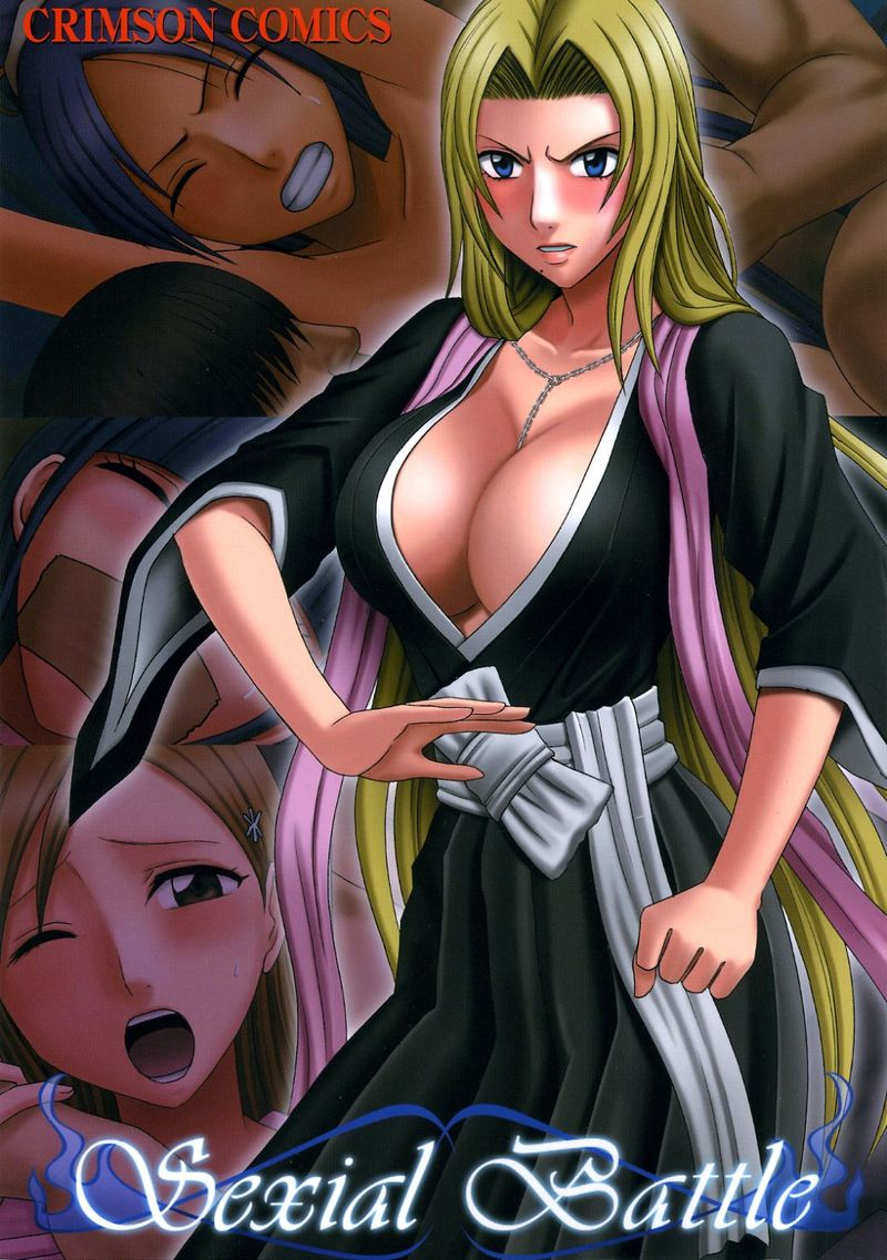 Sexial Battle (BLEACH): See greatest nymphs from