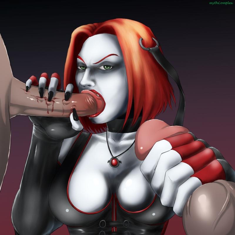 3d Bloodrayne Sex
