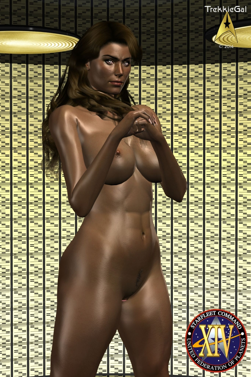 Free Nude Star Trek