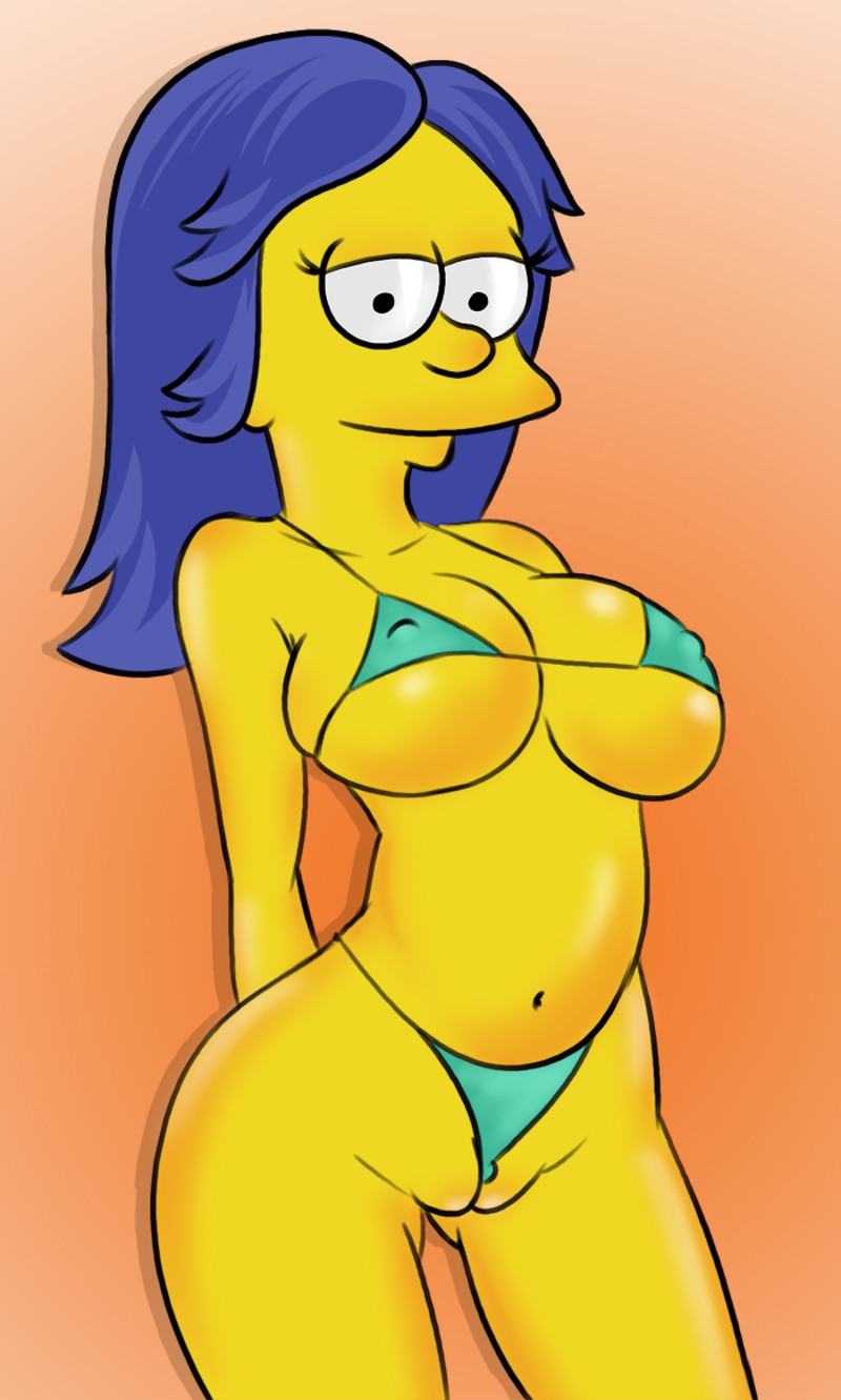 Simpsons Comic Hentai