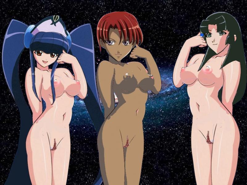 vandread anime porno