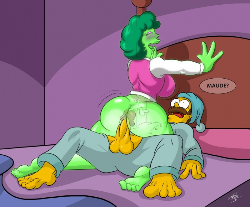 Patty And Selma Simpsons Porn Cartoon