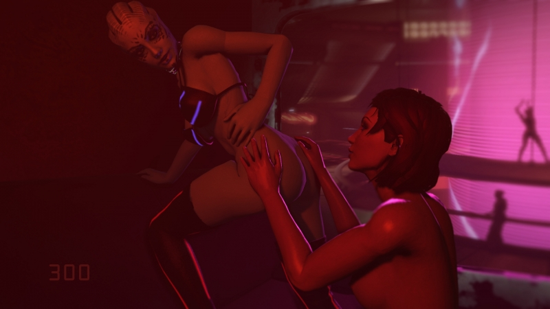 Mass Effect Sex Hentai