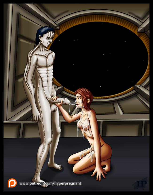 Star Trek Porn Comic