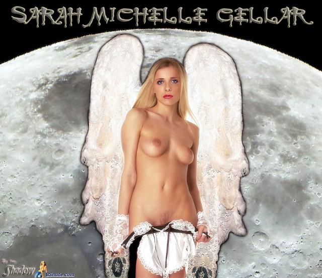 хрен, эротические галереи сара мишель геллар заставила меня лечь