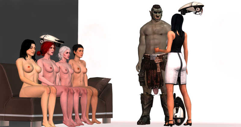 Kasumi Goto Miranda Lawson Ashley Williams 1691463 - Cassandra_Pentaghast Ciri Diana_Allers Dragon_Age Dragon_Age_Inquisition Mass_Effect Mass_Effect_3 Miranda_Lawson The_Witcher Triss_Merigold crossover orc.jpg