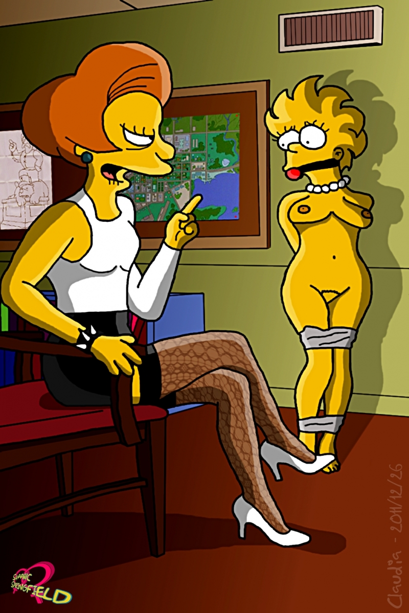 Bart And Lisa Simpsons Hentai