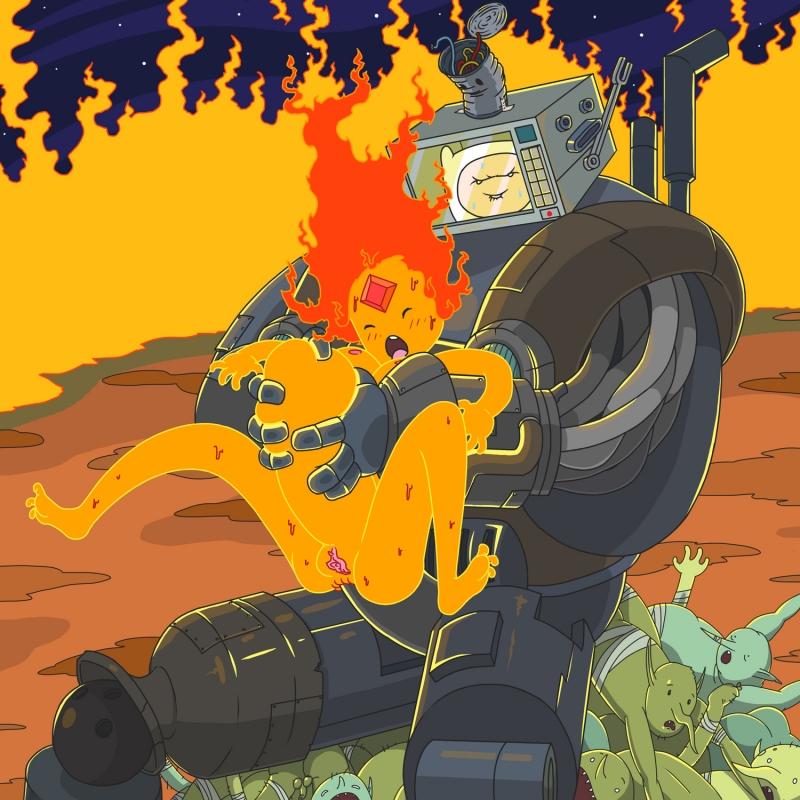 1201208 - Adventure_Time Finn_the_Human Flame_Princess MNOGOBATKO NEPTR.jpg