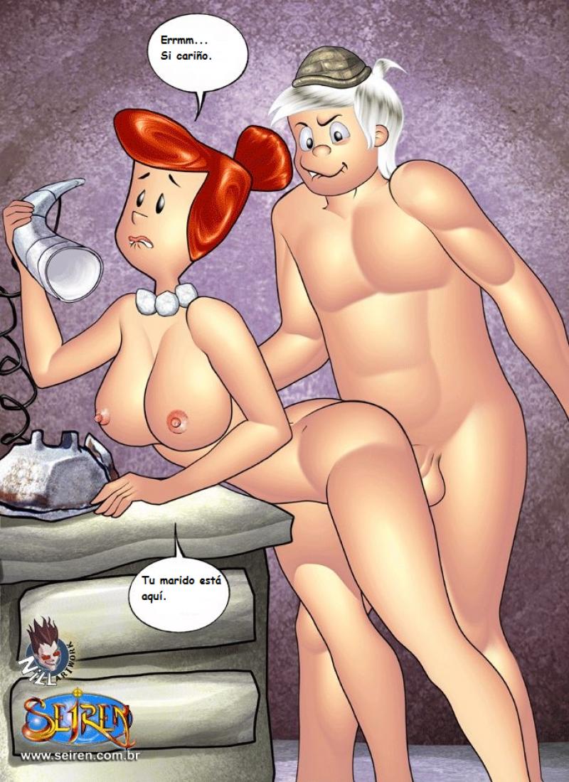 Flintstones Hentai Porn Doujinshi