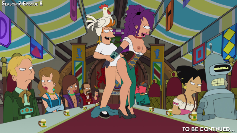 Futurama Amy Naked