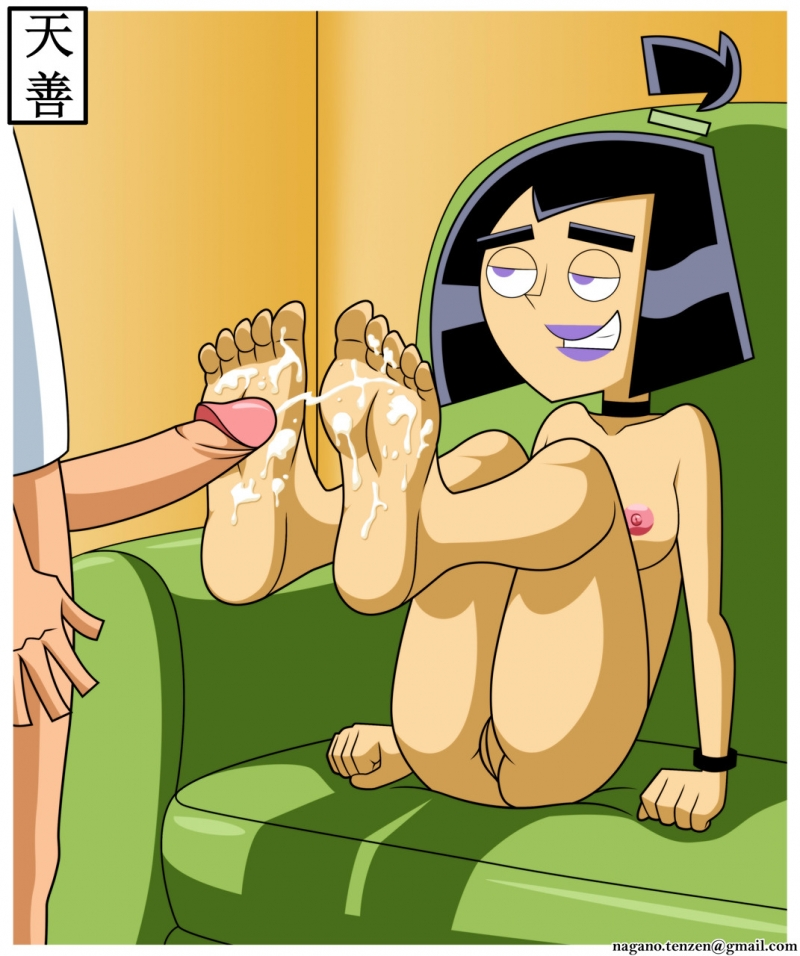 Danny Phantom Porn Comic