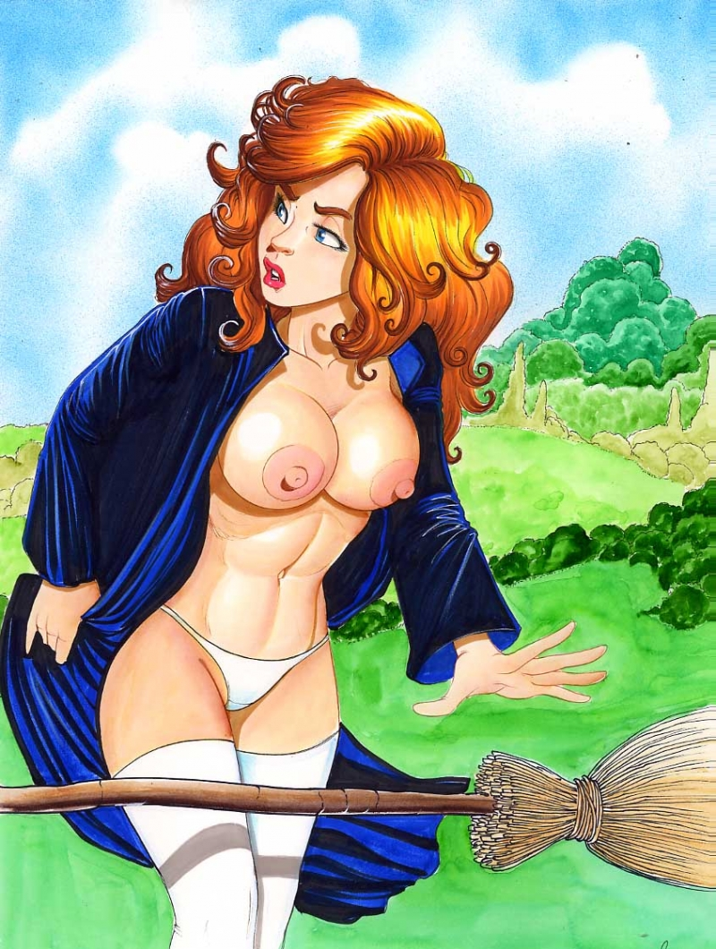 Harry Potter Sex Cartoons