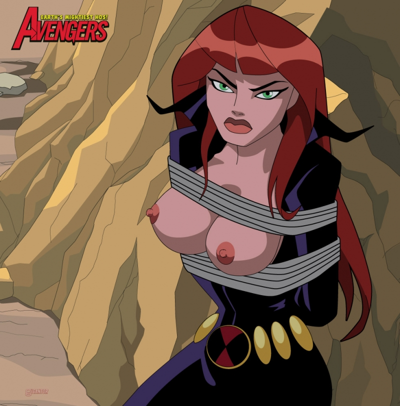 Black Widow 732013 - Avengers Black_Widow Earth's_Mightiest_Heroes Gigantor_(artist) Marvel.jpg