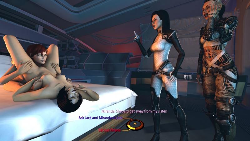 Miranda Lawson Commander Shepard Jack 1421448 - Commander_Shepard FemShep Jack Mass_Effect Mass_Effect_3 Miranda_Lawson Oriana_Lawson Vitezislav.jpg