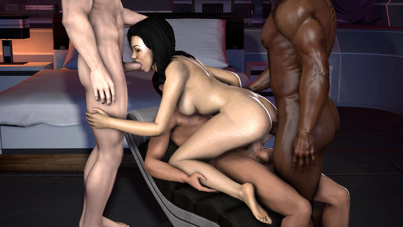1181818 - BlueLight Commander_Shepard James_Vega Kaidan_Alenko Mass_Effect Mass_Effect_3 Miranda_Lawson.png