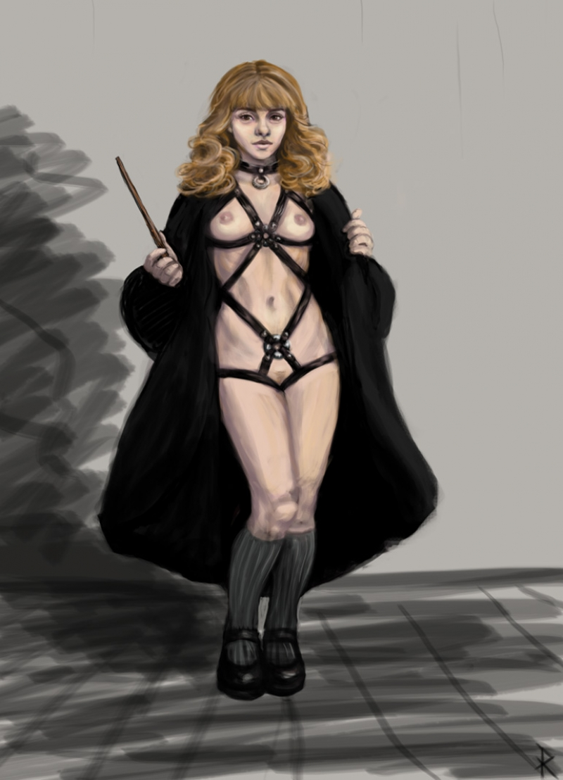 Harry Potter Nude