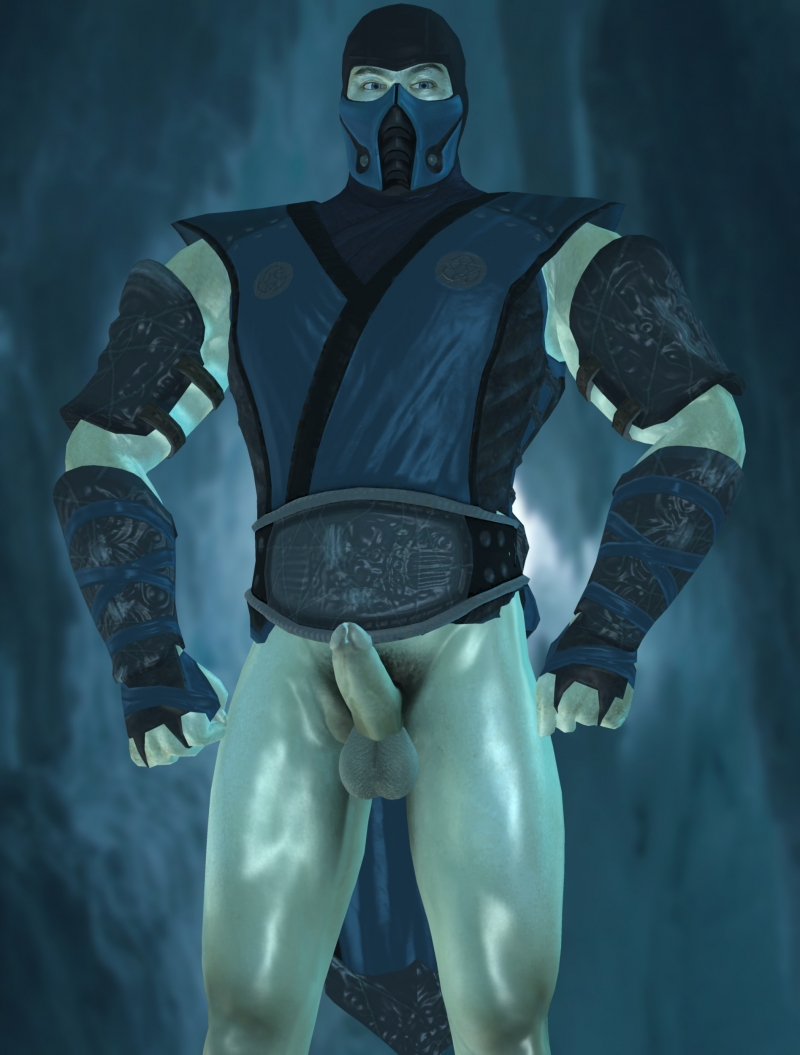 Mortal kombat nude male — photo 1