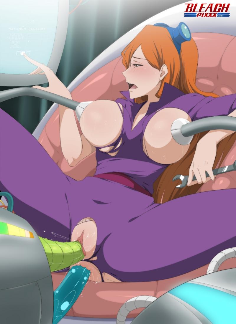 Bleach Espada Number 3 Porn