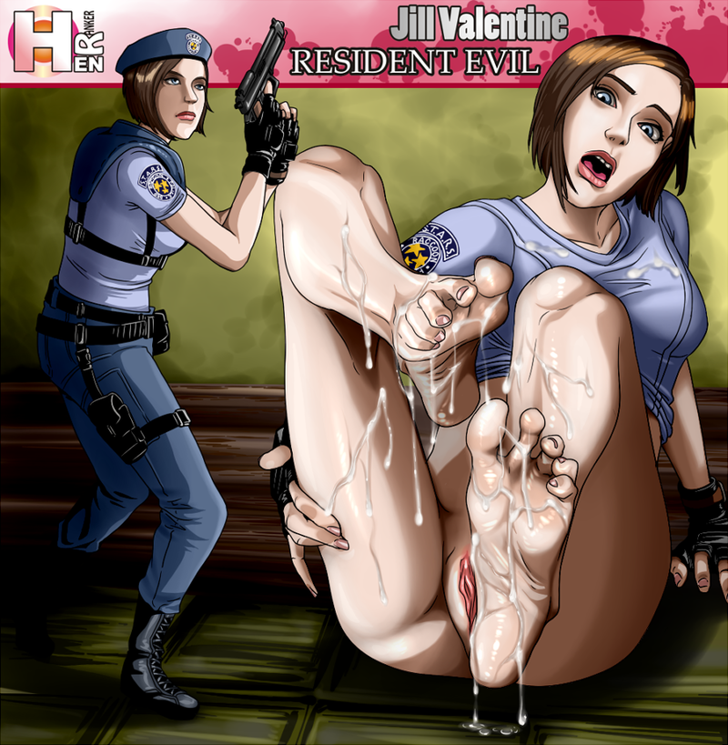 Resident Evil Hentai Ajolote