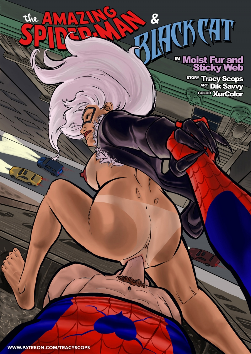 Spiderman pornography comics - Humid wool and Gooey web