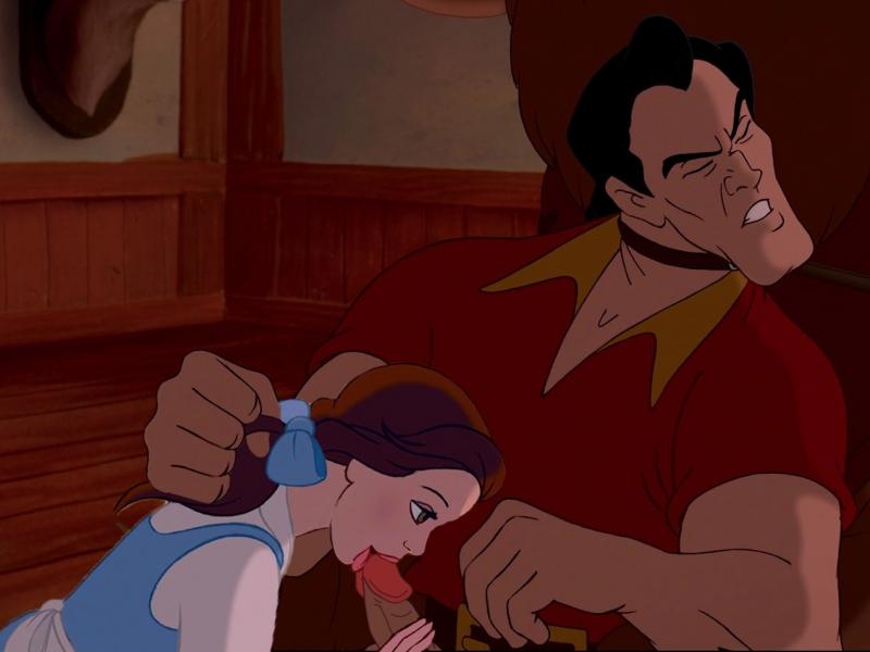 Disney Belle Xxx