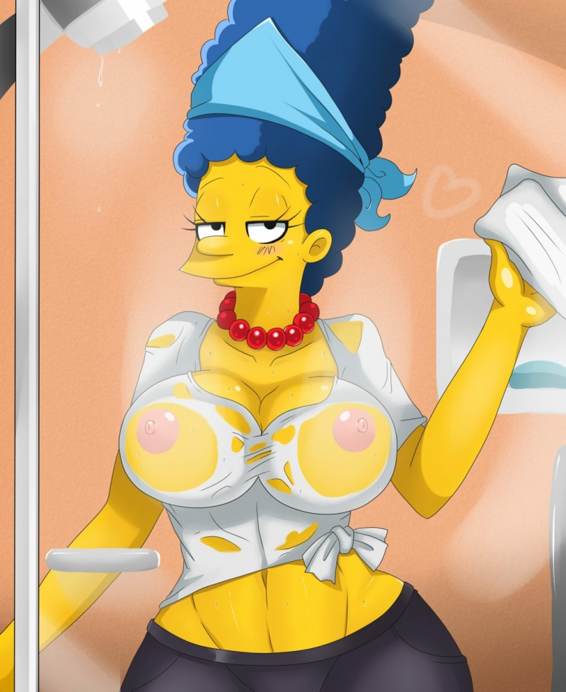 Cartoon Porn Simpsons