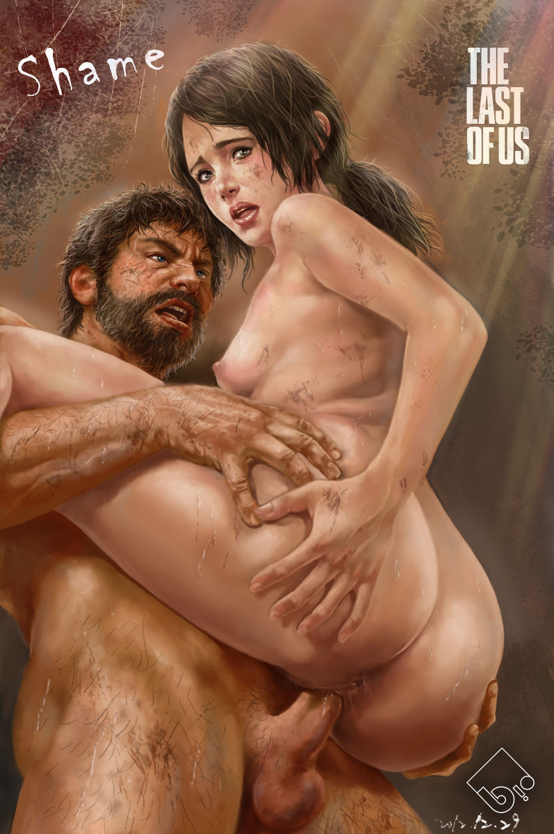 Ellie The Last Of Us Porn Pics