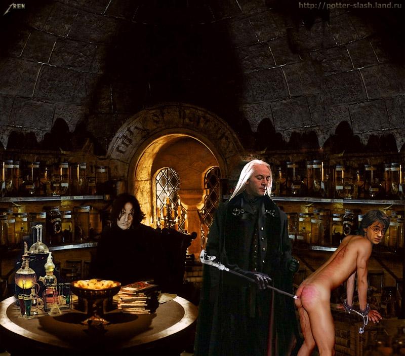 1375658 - Alan_Rickman Daniel_Radcliffe Harry_James_Potter Harry_Potter Jason_Isaacs Lucius_Malfoy Severus_Snape fakes.jpg