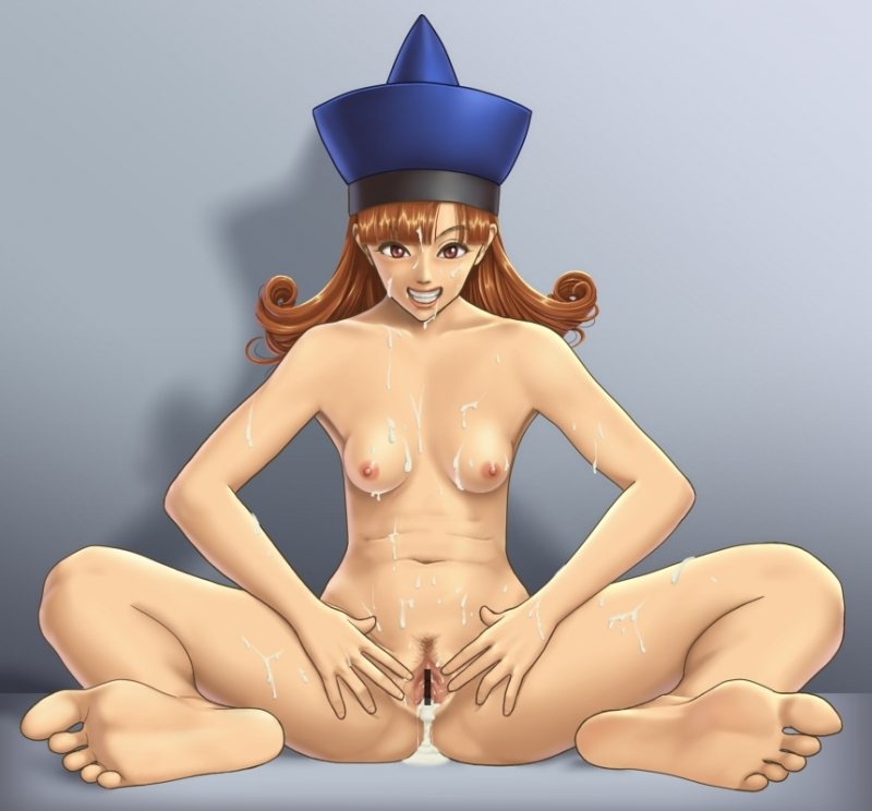 Dragon Quest 8 Jessica Hentai