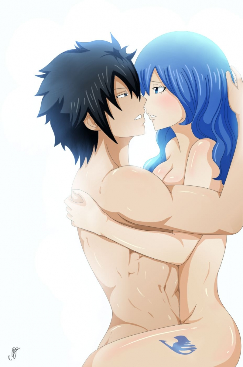 1457657 - Chsabina Fairy_Tail Gray_Fullbuster Juvia_Lockser.jpg