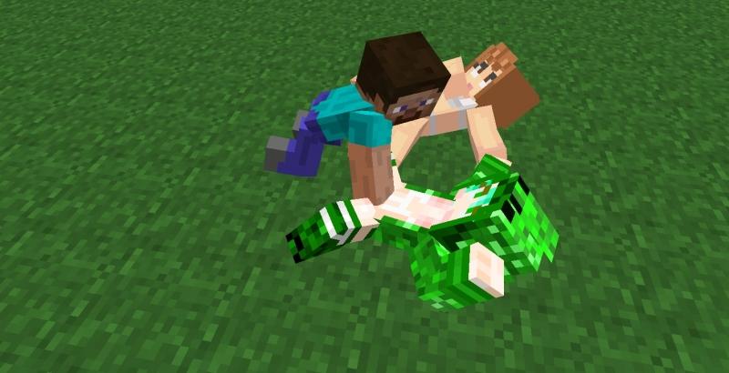 Steve 1022692 - Creeper Cupa Minecraft Steve.jpg