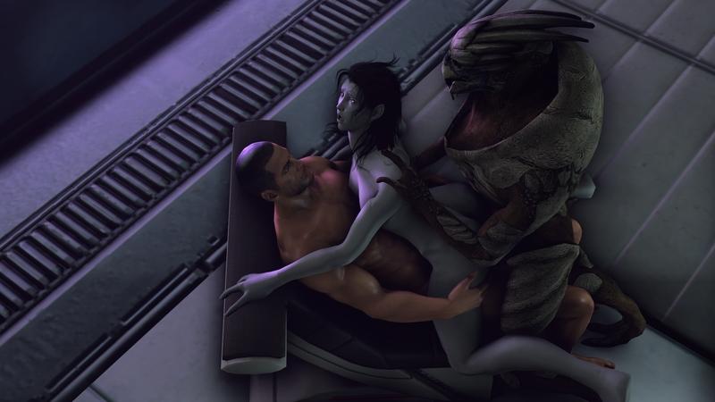 1561846 - Commander_Shepard Garrus_Vakarian Mass_Effect Tali'Zorah_nar_Rayya Turian quarian.jpeg