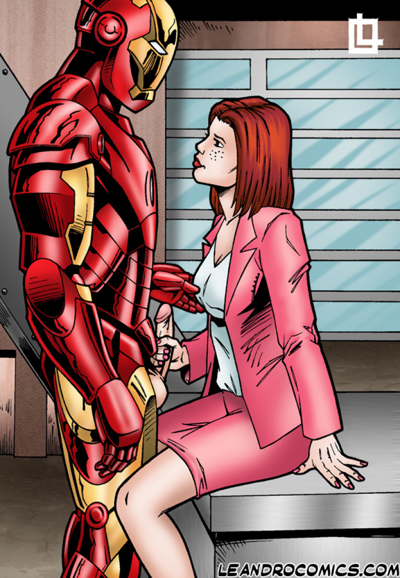 Iron Man Sex