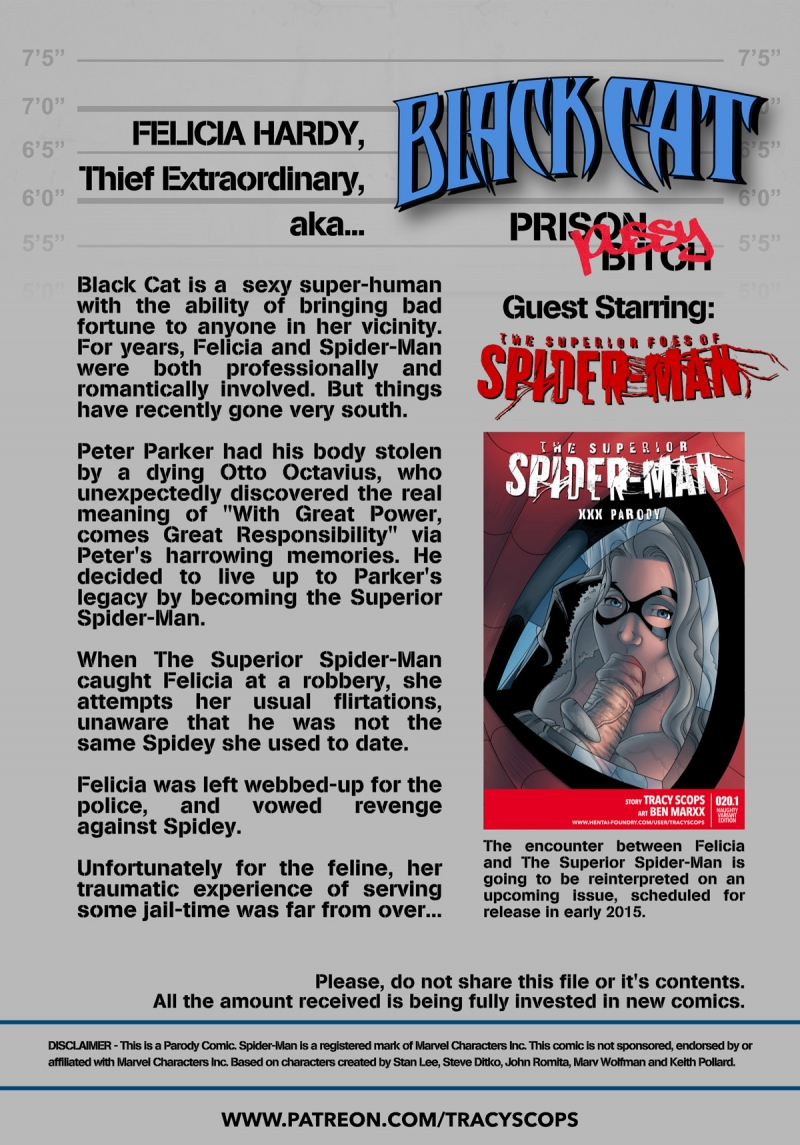 Spiderman porno comics. Prison Tramp