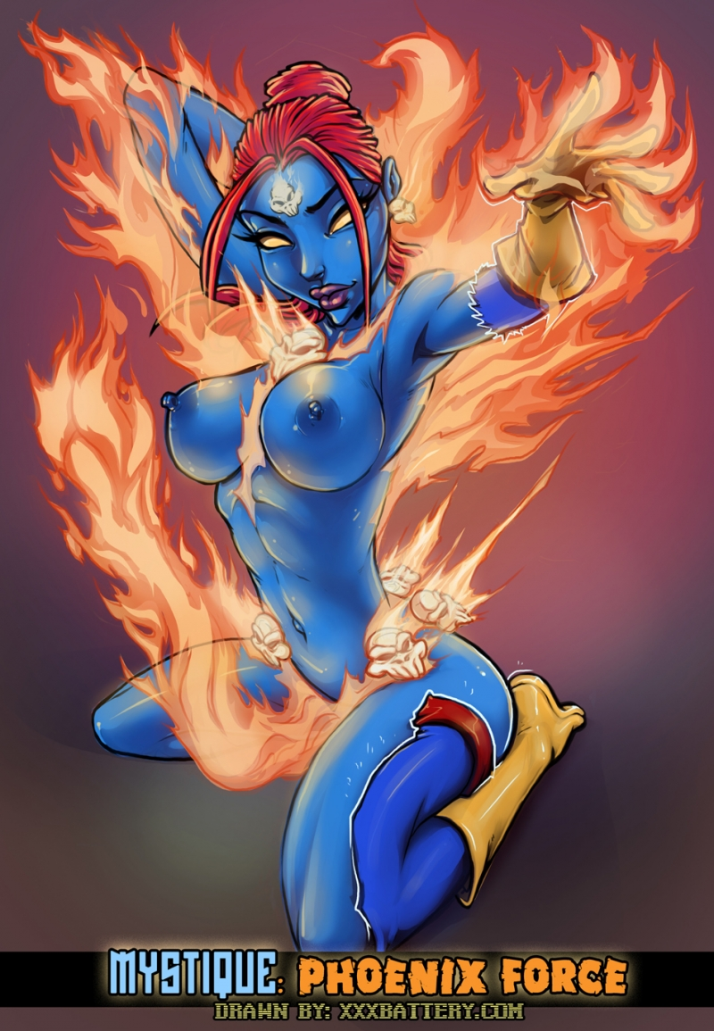 1269197 - Marvel Mystique Vaiderman X-Men xxxbattery.jpg