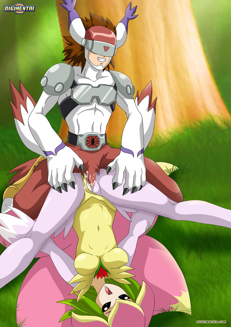 Digimon Sex Photos