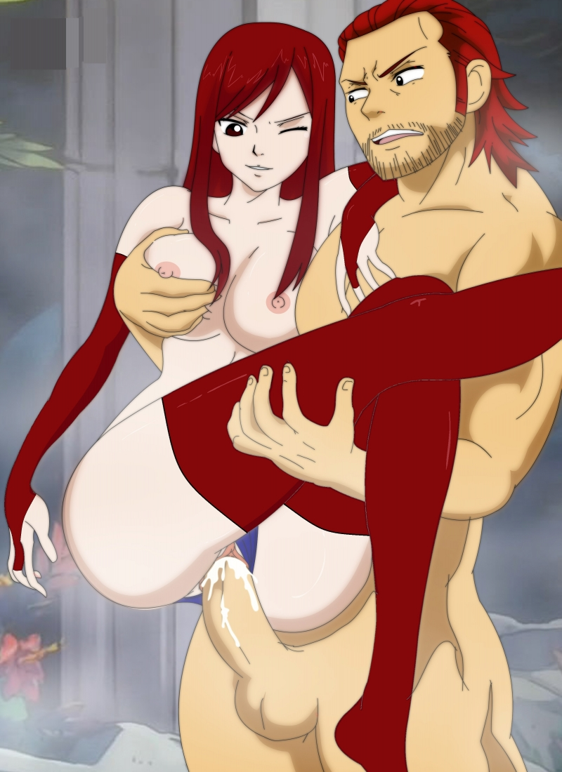 1340508 - Erza_Scarlet Fairy_Tail Gildarts_Clive.jpg