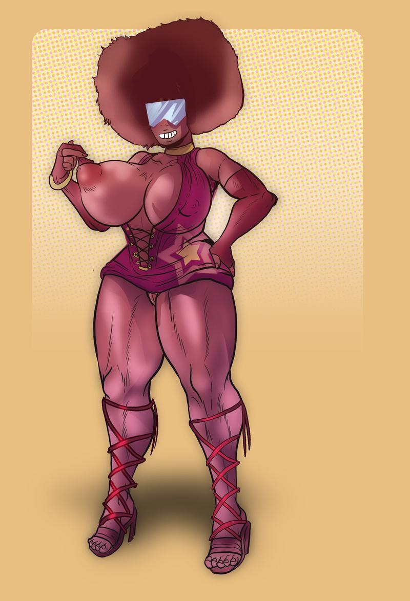 Steven Universe Hentai Comic