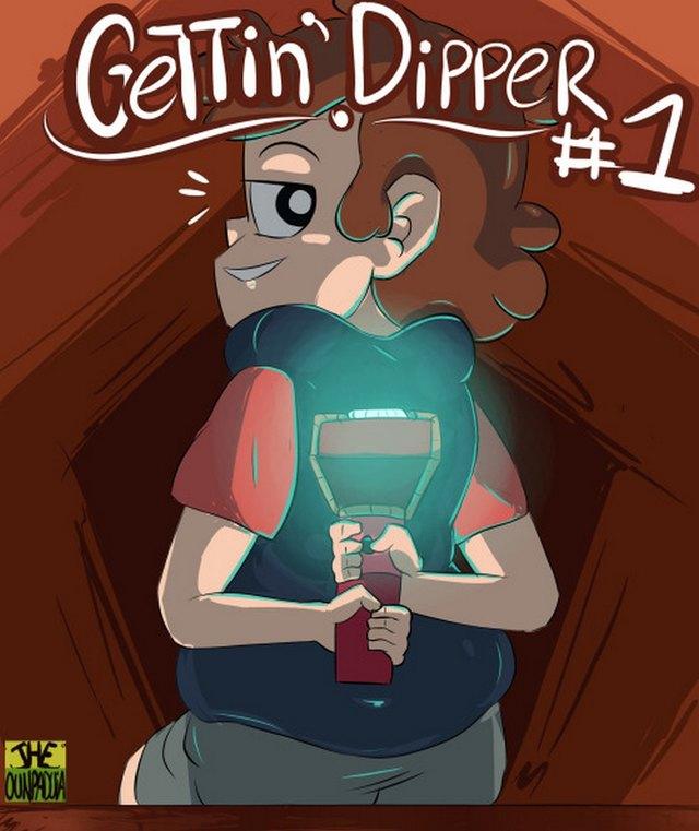 Gravityfalls porn comics - Gettin Dipper 1