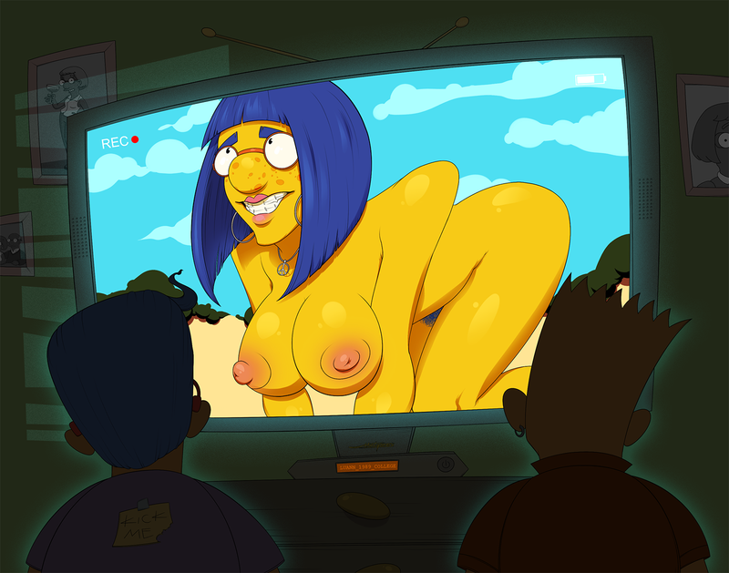 Nude Simpsons