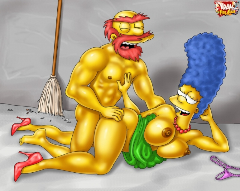 Xxx Simpsons Porn Bart Fucking Marge And Lisa