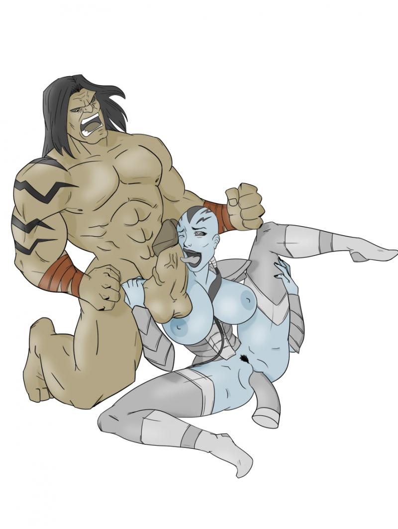 458223 - Avengers Caiera_the_Oldstrong Hulk MadeFromLazers skaar.jpg