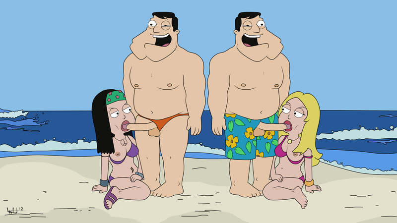 Family Guy Vs American Dad